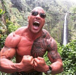 Дуэйн Скала Джонсон (Dwayne Johnson), Актер: фото